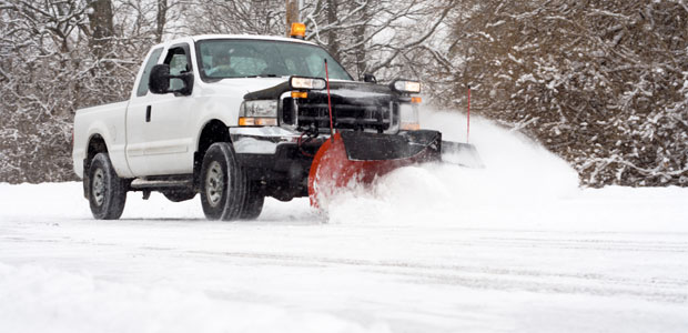 Greater Lansing area Snow Plowing Service